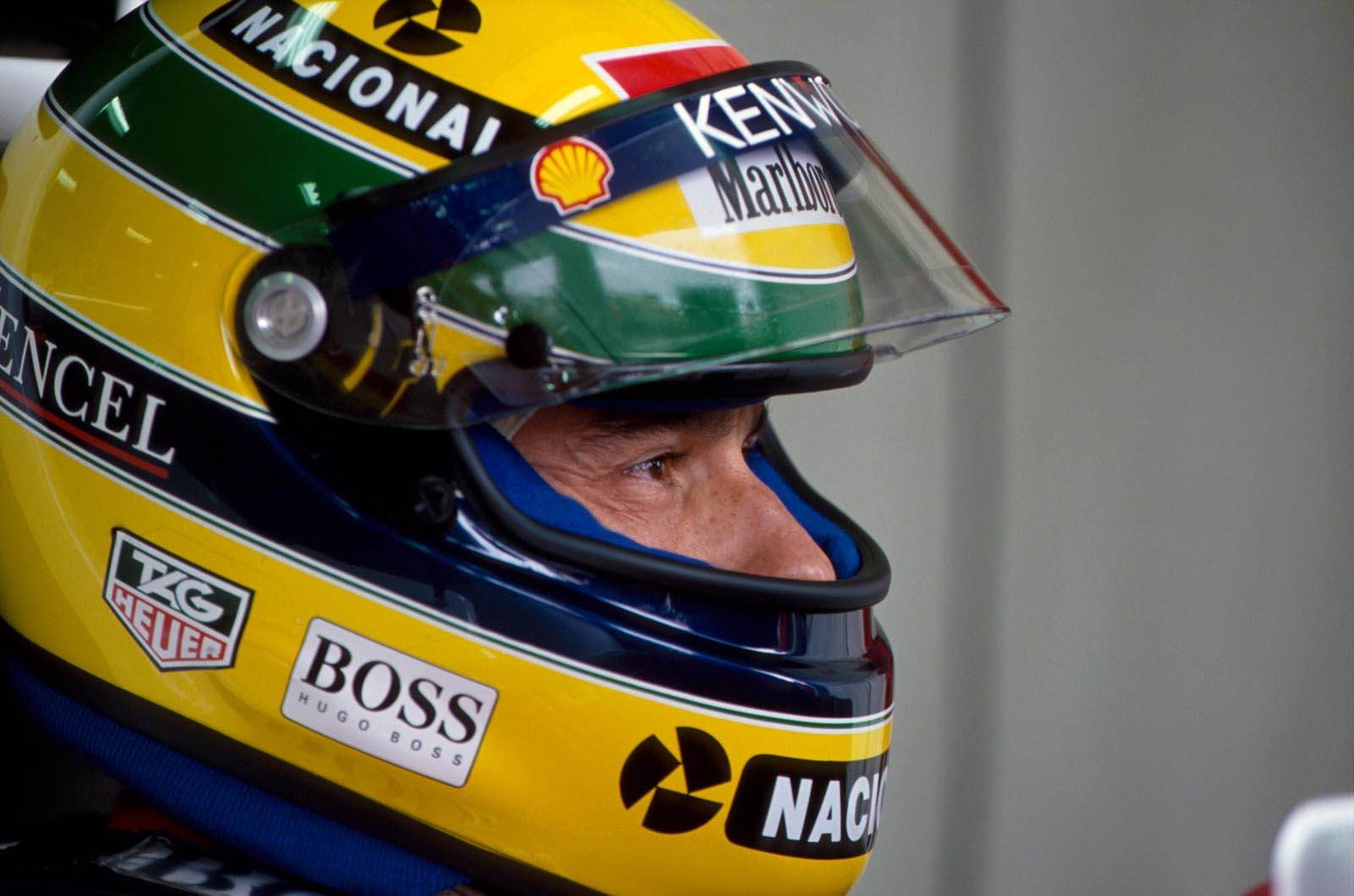 Senna no Kart Indoor