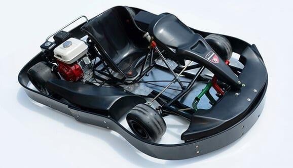 Kart Indoor Metal Moro