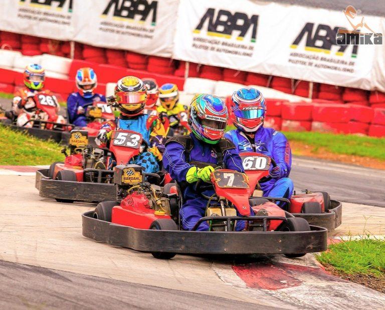 campeonato academia do kart