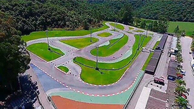 kartódromos para correr no Brasil